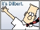 Daily Dilbert cartoons, plus previous 5 or 6 days.  From the official dilbert.com RSS feeds.  Double height cartoon strips are skipped, so you may notice some missing days as you look through.